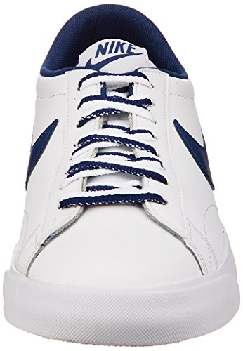 Nike Tennis Classic AC ND, Baskets Basses Homme, Blanc, Taille Blanc - Weiß (White/Coastal Blue-Gm MD Brown)