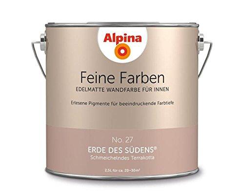 Alpina Feine Farben Erde des Südens 2,5 LT - 898613
