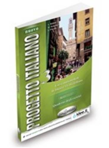 Nuovo Progetto italiano 3 : Quaderno degli esercizi