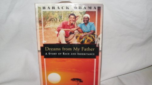 Book cover for Dreams from My Father