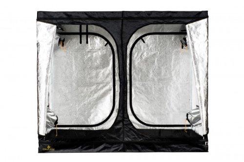 Secret Jardin Dark pièce DR240W (240 x 120 x 200 cm) pour tente de culture