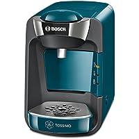 Bosch Tassimo TAS3205 Machine à Dosette 1300 W, 0,8 L, Suny Bleu