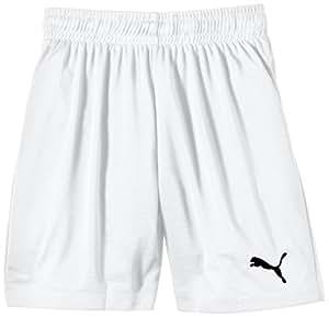 Puma Velize W. Innerslip, Pantaloncino Da Calcio Unisex, Bianco, XL, bambini