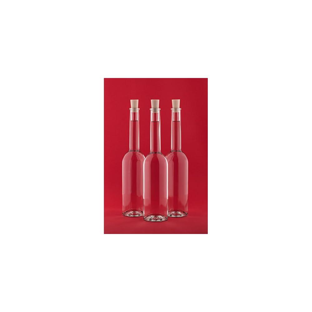 12 Leere Glasflaschen 100ml Likrflaschen Schnapsflaschen Opi Spi 01 Liter Essigflaschen Lflaschen Hhe 19 Cm Von Slkfactory