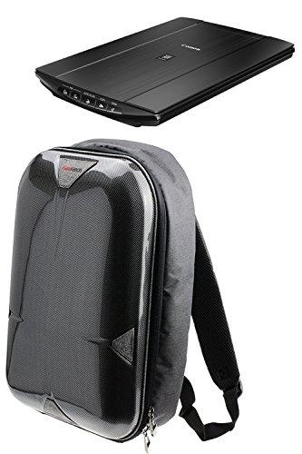 Navitech A4 Tragbarer mobiler Scanner Hart Rucksack Tasche Schutz hülle für den Fujitsu S1300i