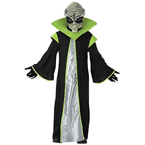 Kostüm Big Alien - Cosplay Kostüm Kinder Planet Big ET Alien Kostüm Prinzessin Weihnachten Halloween Kostüm Für Erwachsene/Kinder Tragen M