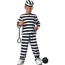 Rubie's - Disfraz de prisionero para niños (881917-S)