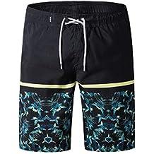 Bikini De Hombre Naturazy Traje De BañO De Hombre Pantalones Cortos para Hombres Troncos De NatacióN
