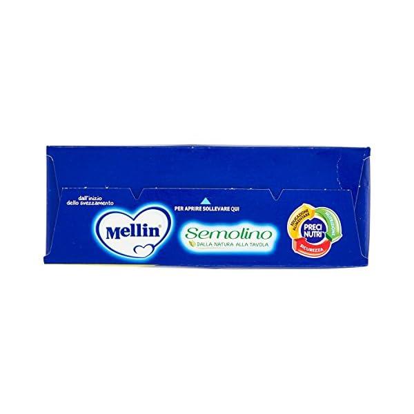 Mellin Semolino - 200 g 5 spesavip