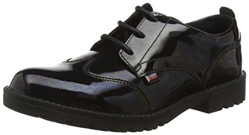 Kickers Lachly Lace - Chaussures à lacets - Femme - Noir (Black) - 39 EU (6 UK)