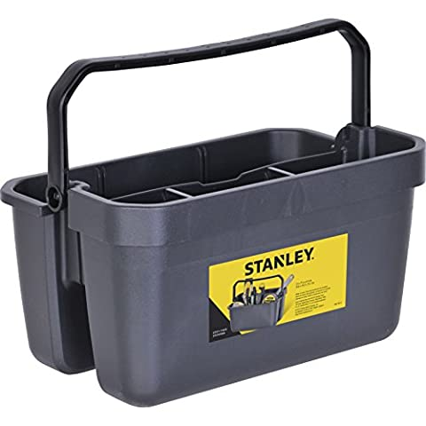 Precise Engineered Stanley Deep Tote Tool Tray [Pack of 1] - w/3yr Rescu3® Warranty