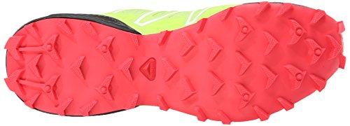 Salomon - Speedcross 3, Scarpe Da Trail Corriendo Da Donna Giallo (grün (firefly Green / Black / Papaya-b))