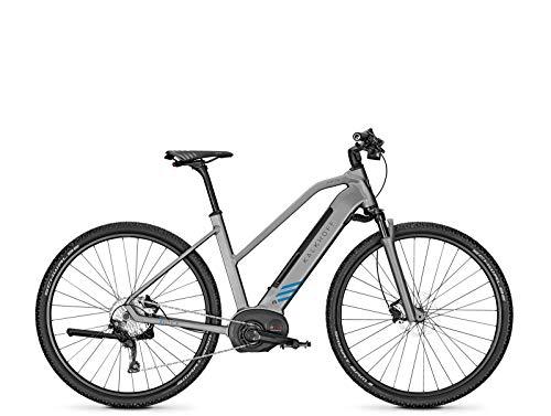 Kalkhoff Entice Advance B10 Bosch - Bicicleta eléctrica 2018, Color Torontogrey Matt, tamaño 43
