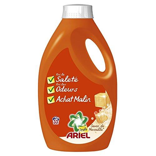 ariel-simply-lessive-liquide-savon-de-marseille-33-lavages-2145-l-lot-de-2