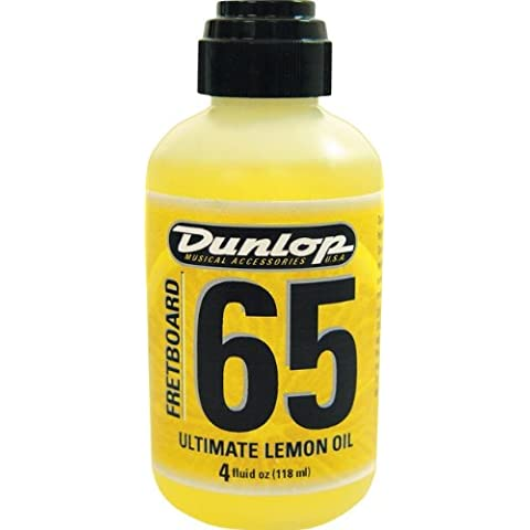 DUNLOP FORMULA 65 LEMON OIL 6554