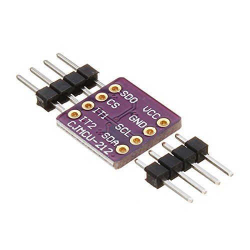 LaDicha Cjmcu-212 Lis2Dw12 3 Axes Capteur D'Accélération Variété De Faible Puissance Et Faible Bruit Paramètres