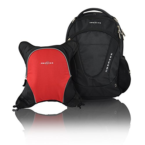 obersee-oslo-diaper-bag-backpack-with-detachable-cooler-black-red