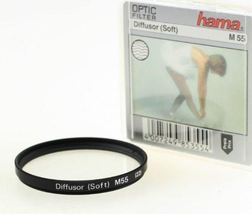 Hama Diffusor (Soft) Soft Filter Lens (22) 55mm 55 mm Effektfilter -- OVP