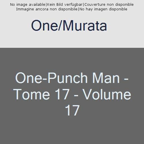 One-Punch Man, Tome 17