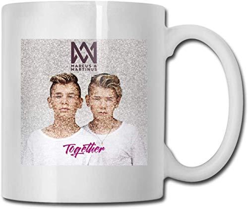 Marcus & Martinus Tee Keramik Teetasse Kaffeetasse Geschenk Tasse personalisierte benutzerdefinierte Geschenk