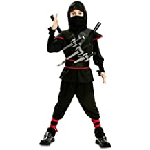 My Other Me - Disfraz de ninja killer para niño, 5-6 años (Viving Costumes 202041)
