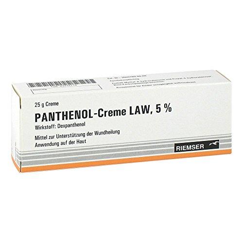 Crema Panthenol Creme Law 25 g