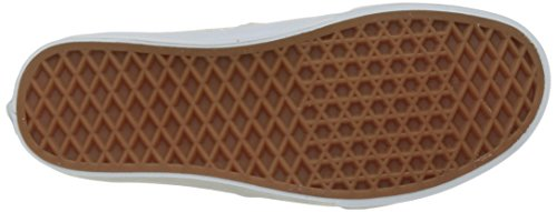 Vans Ua Authentic, Sneakers Basses Femme Ivoire (Speckle Jersey Cream/true White)