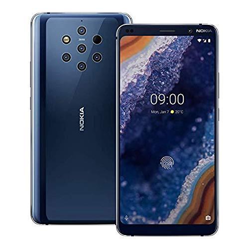 Nokia 9 PureView (Blue, 6GB RAM | 128GB Storage)