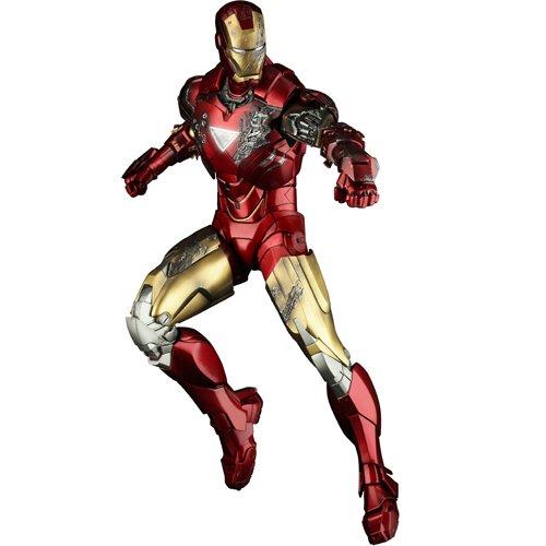 Movie Masterpiece [Iron Man 2] Iron Man Mark 6 1/6