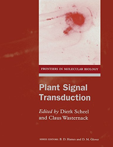 Plant Signal Transduction (Frontiers in Molecular Biology) (2002-05-23)