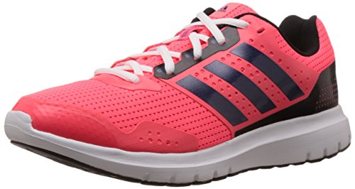 adidas Women's Duramo 7 W Flash Red, Dark Blue and Core Black Mesh Running Shoes - 4 UK  available at amazon for Rs.4409