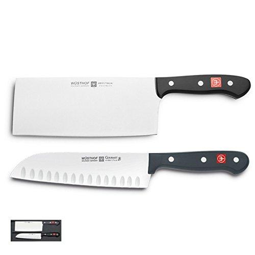 Wüsthof Dreizack Asia Messer Set 9261-2tlg Gourmet