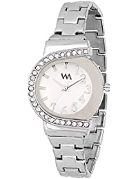 Watch Me Watches For Girls Below 300/Watches For Girls Stylish/Watches For Women Low Price (Silver Gold Rose Gold... - B06XQ3HBXY