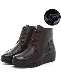 Complementos Para Mujer Y Amazon Zapatos Piel es Botas xwB0O