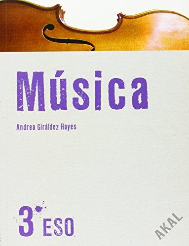 Música 3º ESO. Libro del alumno (Enseñanza secundaria) - 9788446027218