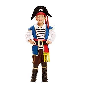 My Other Me Me-202005 Disfraz de pequeño pirata para niño, 5-6 años (Viving Costumes 202005