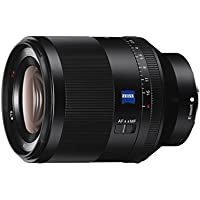 Sony SEL-50F14Z Zeiss Planar T FE 50mm 1.4 ZA Objektiv (geeignet für die Alpha 7 Serie und andere E-Mount Objektive) schwarz