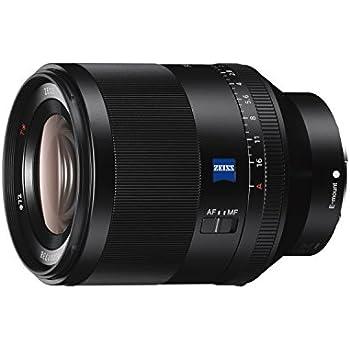 Sony Zeiss SEL50F14Z - Objetivo para cámara (50 mm, con montura E ...