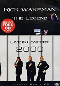 Rick Wakeman: 2000 - Live In Concert [DVD] [2003]