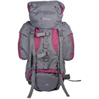 mountain warehouse tor large 65 litre rucksack for walking hiking camping festival bag