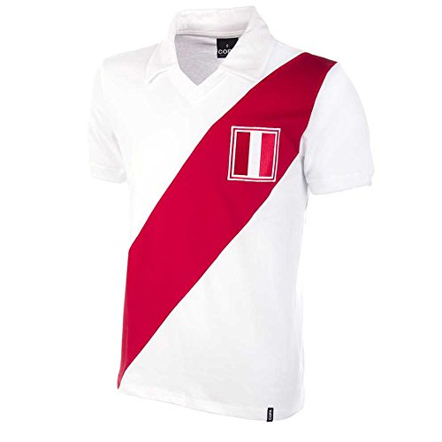 COPA Football - Camiseta Retro Perú años 1970 L