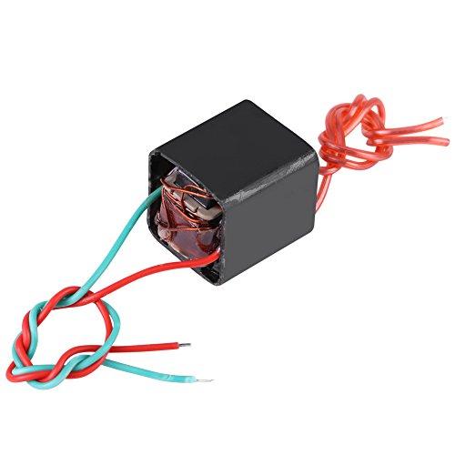 Akozon Hochspannungs Impuls Generator DC3.6-6V Hochspannungs Pulse Transformator Modul DC20KV Super Lichtbogenmodul 6-volt-generator