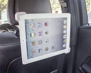 Lolo Company Inc. Car Headrest & Windscreen Mount Holder for 7-11 Inch Tablet 360 Degree Rotating Universal Cradle Suitable for Xiaomi Mi Pad 3
