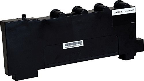 Original Lexmark Resttonerbehälter C540X75G für Lexmark CX 310 Series - Leistung: ca. 18000 Seiten/ 5% - Bulk / Neutrale Verpackung D40 Kit