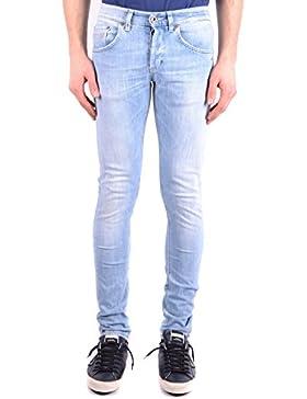 Dondup Hombre MCBI100123O Azul Algodon Jeans