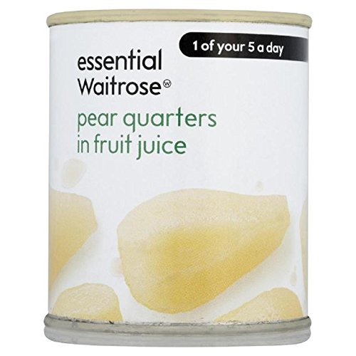 Summer Pride Pear Quarters in Fruit Juice essential 220g