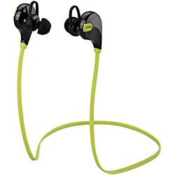 Bluetooth Sports Headphones, Mpow Swift Bluetooth 4.0 Wireless Stereo Earphones Headsets for Jogging Running with Mic Hands-free Calling AptX Noise Cancellation for iPhone 6 7 Plus iPad LG Samsung Galaxy Android Cell Phones Xmas Gift