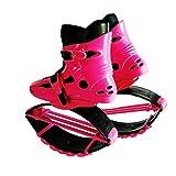 Mryhpe Unisex Fitness Jump Shoes Botas de Gravedad Rebote Peso Carga Rango 50-70KG