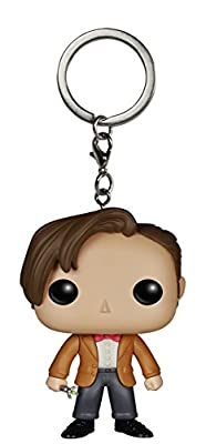 Funko - POP Keychain: Doctor Who - Dr #11