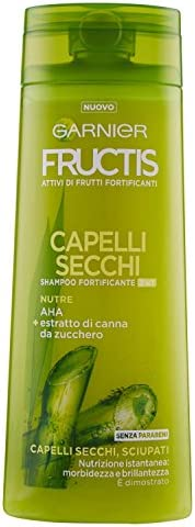 Garnier Fructis Haar Secchi 2in1 haarshampoo emmer haarshampoo 250 ml